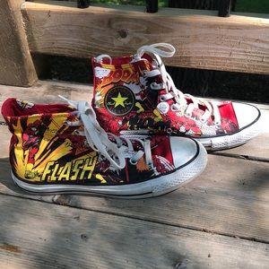 Men's Sz 6 Converse Flash Comic Sneakers